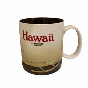 Starbucks Hawaii Collector Series Coffee Tea Mug